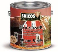 Saicos Holzlasur 2,5 l sand