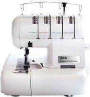 AEG Electrolux Hausgeräte 4000 Overlock-Nähmaschine