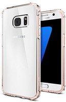 Spigen SGP Case Crystal Shell (Galaxy S7) Rose Crystal