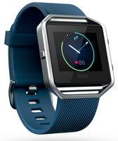 Fitbit Blaze blau L