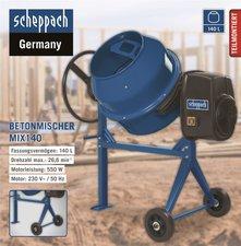 Scheppach MIX140