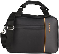 Travelite Portofino VI Boardcase black/anthracite/orange