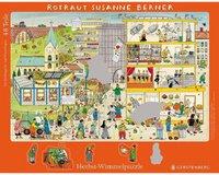 Gerstenberg Verlag Wimmel-Rahmenpuzzle Herbst