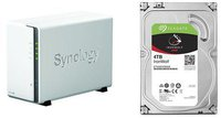 Synology DiskStation DS216j 2-Bay 8TB