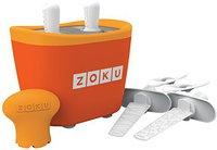 Zoku Quick Pop Icemaker Duo orange