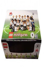 LEGO Minifiguren Serie DFB - Die Mannschaft (71014)