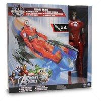 Hasbro Marvel Avengers Iron Man Titan Hero Battle Racer