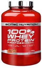 Scitec Nutrition 100% Whey Protein Professional Joghurt Pfirsich 2350g
