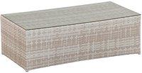 Kettler Porto Lounge Tisch 110x55cm sand