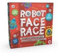 Game Factory Robot Face Race