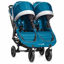 Baby Jogger City Mini GT Double Teal/Grey