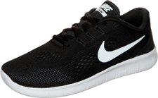 Nike Free RN GS black/metallic silver/anthracite