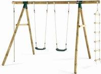 Plum Products Gibbon Wooden Pole Swing Set