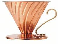 Hario Kaffeefilter aus Kupfer VDPC-02CP (V60 02)