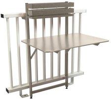 Fermob Bistro Balkon Tisch Leinen