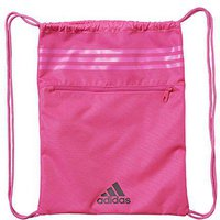 Adidas 3 Stripes Gymbag shock pink/mineral red (AK0008)