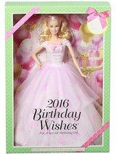 Mattel Barbie Birthday Wishes 2016