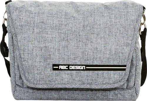 ABC Design Wickeltasche Fashion Graphite Grey