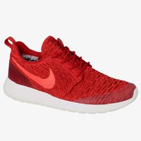 Nike Roshe One Flyknit Wmn gym red/bright crimson/team red/sail