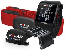 Polar V800 black HR Javier Gomez Noya Edition
