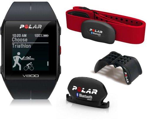 Polar V800 black HR Javier Gomez Noya Edition