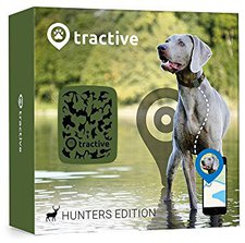 Tractive GPS Tracker für Tiere Special Edition