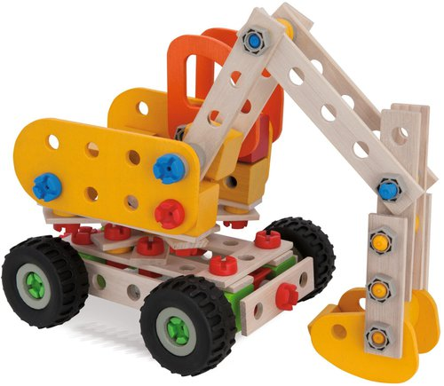 Heros Constructor Bagger 90-teilig