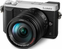 Panasonic Lumix DMC-GX80 Kit 14-140 mm silber