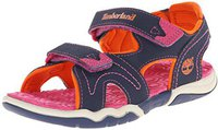 Timberland Youth Adventure Seeker 2 Strap Sandal navy/orange/pink