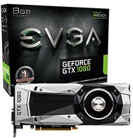 EVGA GeForce GTX 1080 Founders Edition 8192MB GDDR5X