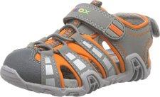 Geox Sandal Kraze (B6224B) grey/orange