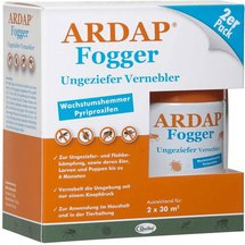 Quiko Ardap Fogger Ungeziefer Vernebler 2x100ml