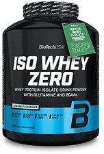 BioTech USA Iso Whey Zero 2270g Cocos