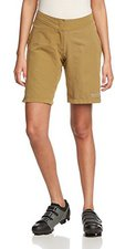 Gore Element Lady Shorts ( TLELSP) olive / neon yellow