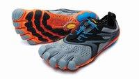 Vibram V-Run grey/blue/orange
