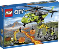 LEGO City - Volcano Supply Helicopter (60123)