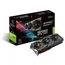 Asus ROG STRIX-GTX1080-O8G-GAMING (8192MB)
