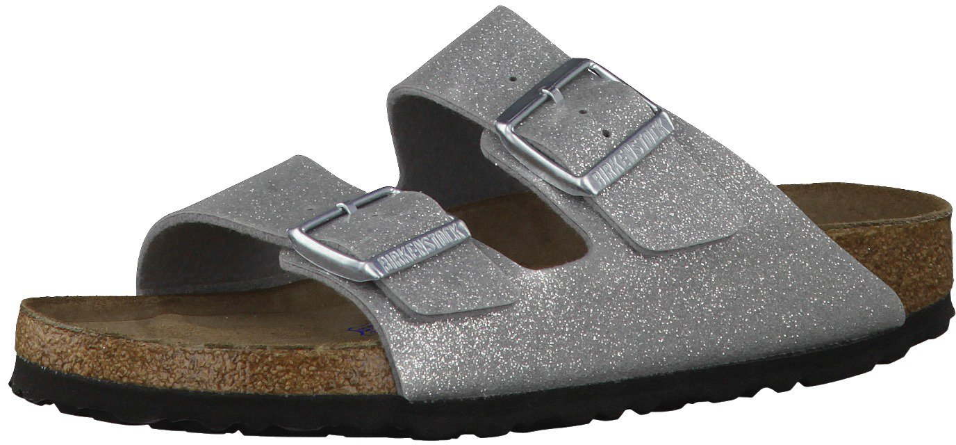 0ffa4ae00cd4fa Birkenstock Arizona Birko-Flor magic galaxy silver bei Preis.de