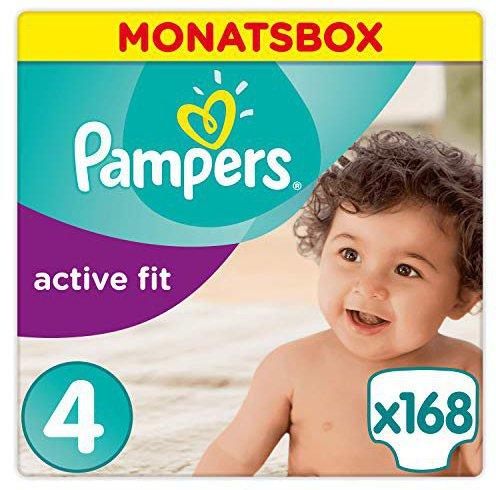 Pampers Active Fit Gr. 5 (11-25 kg) 136 St