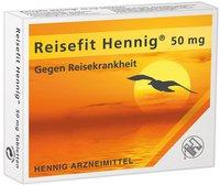 Dr. Henning Reisefit Hennig 50 mg Tabletten (10 Stk.)