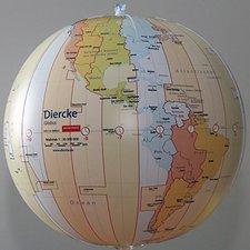Westermann Verlag Diercke Wasserball Zeitzonen