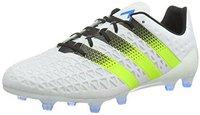 Adidas Ace 16.1 FG/AG Men ftwr white/semi solar slime/shock blue