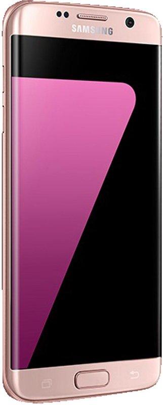 samsung galaxy s7 edge pink gold ohne vertrag bei kaufen. Black Bedroom Furniture Sets. Home Design Ideas