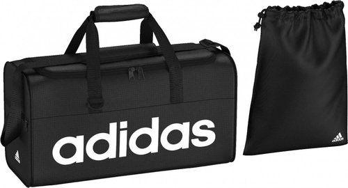 Adidas Linear Performance Teambag S black/black/white