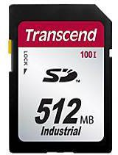Transcend SD100I Industrial - 512MB