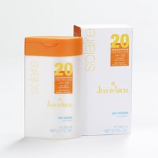 Jean d´Arcel Lait Solaire SPF 20 (200ml)