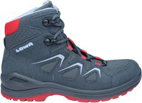 Lowa Innox GTX Mid Men graphit/red