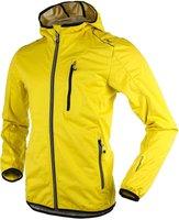 CMP Campagnolo Man Softshell Jacket Fix Hood (3A58167) Lemonade
