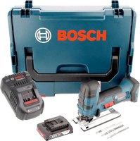 Bosch GST 18 V-LI S Professional (1 x 2,0 Ah in L-Boxx)