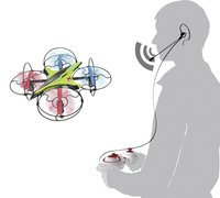 Reely Quadrocopter Voice Commander (MH287903)